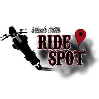 Black Hills Ride Spot Logo