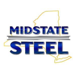 Midstate Steel Logo