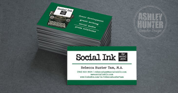 Social Ink Business Card