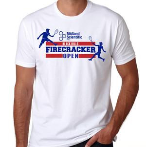 BH Firecracker Open T-Shirt