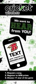 Text 2 Win Rack Card