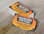 Hunter Detail Business Card