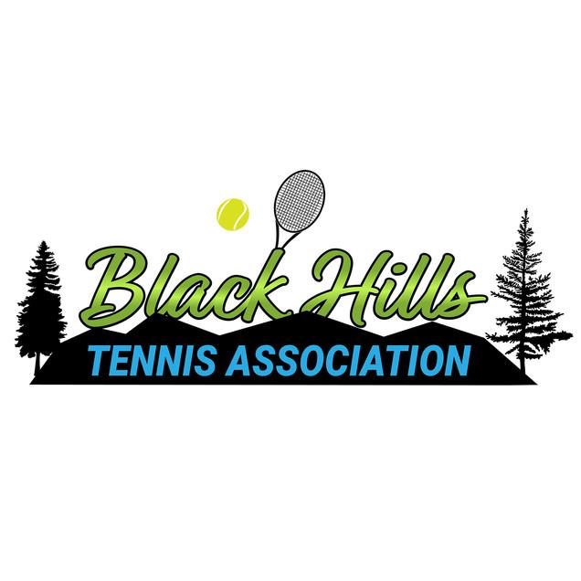 Black Hills Tennis Association Logo