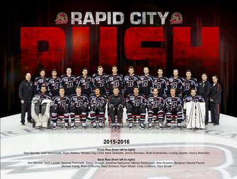 Rush Team Poster