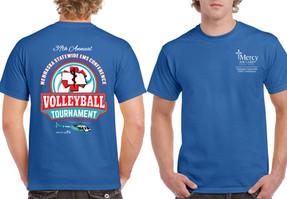Volleyball Tournament Shirt