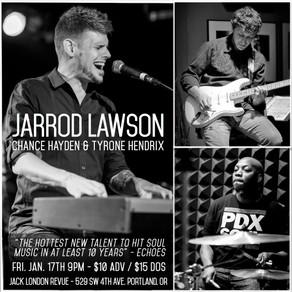 Jarrod Lawson at Jack London pt. 2