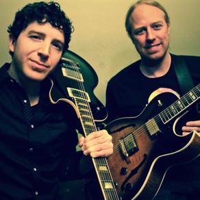 Chance Hayden & Andy Coe Guitar Show