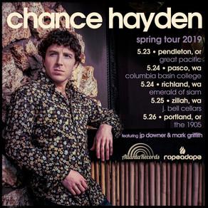 Spring Tour 2019