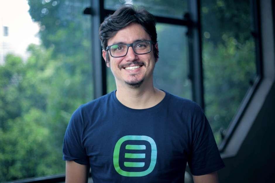 Vitor Peçanha, co-founder da Rock Content / Foto: DINO