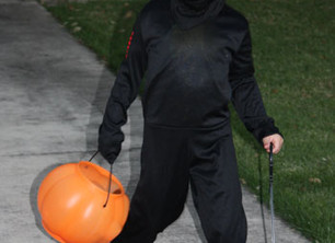 How to Take the 'BOO' Out of Halloween for a Child with ASD