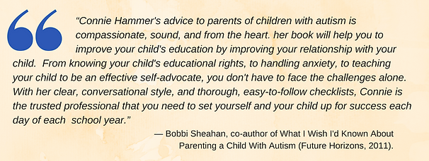 Autism Parenting book review