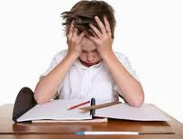 child sruggling with sensory issues