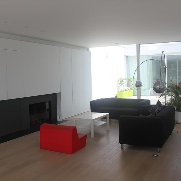Moderne villa Kortrijk