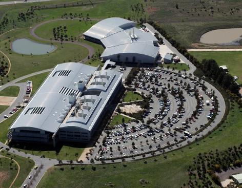 Geoscience Australia Education Centre