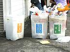 地域行事ゴミ