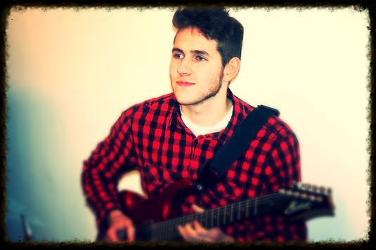 Hugh Holton Guitar