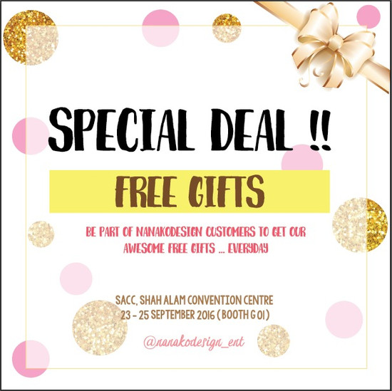 SPECIAL OFFER : FREE GIFT