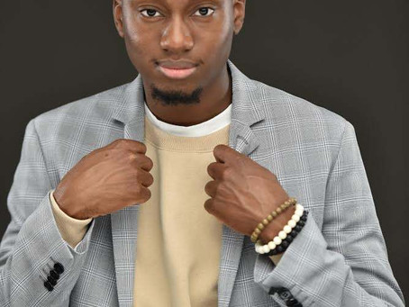 South Jersey's Own Recording Artist Israel McCray chooses A C I Muzik Studios.