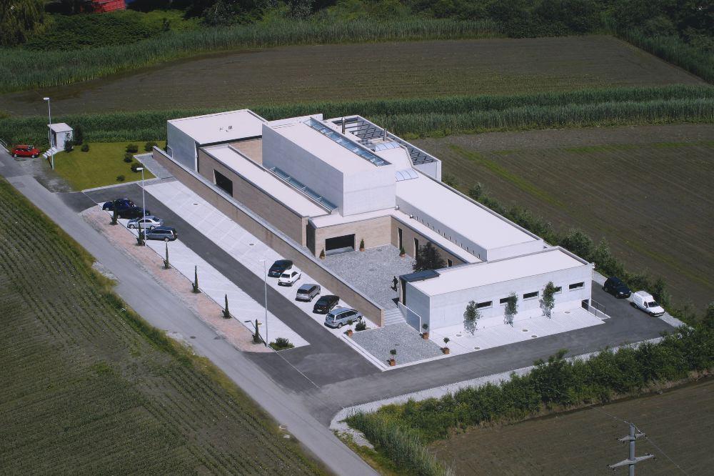 Centro Funerario Riazzino