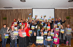 Corporate Conference Paint & Sip
