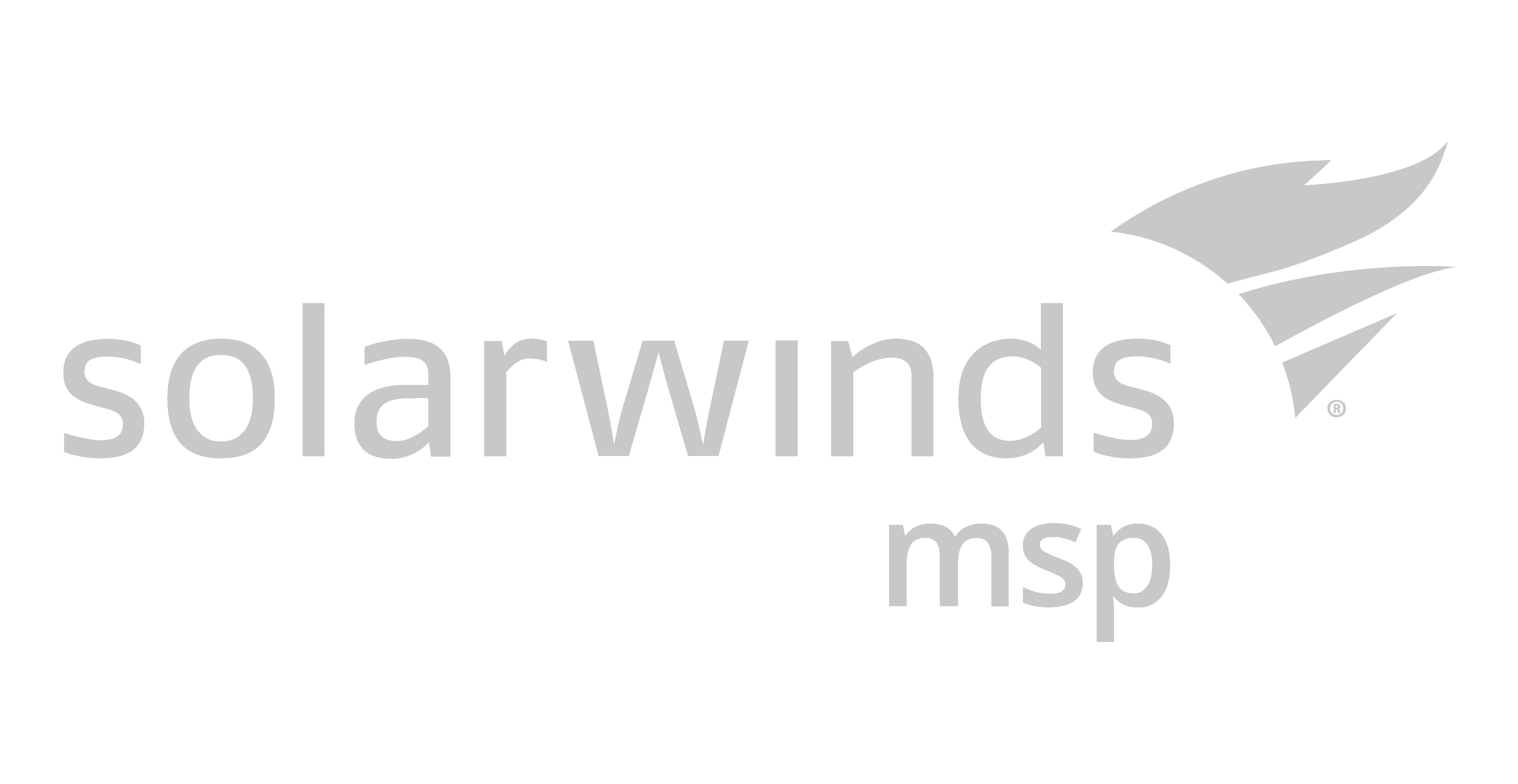 Xynergie Partners, Solarwinds MSP