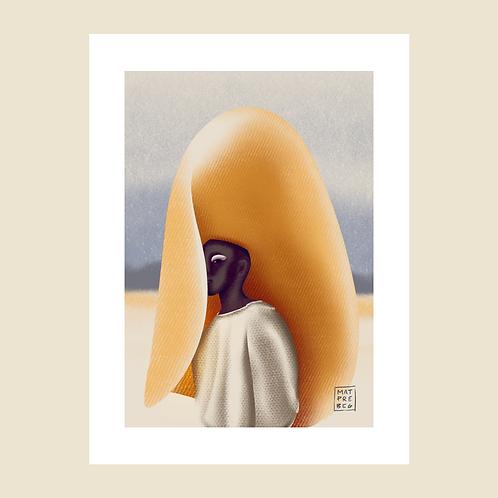 """La Bomba"" Digital Painting Download File"