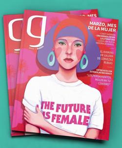 Galería Magazine Cover