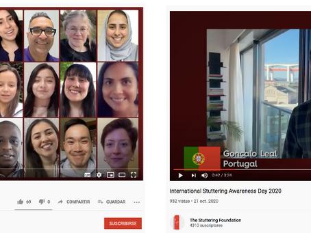 SpeechCare celebra Dia Internacional de Sensibilização para a Gaguez com iniciativa global