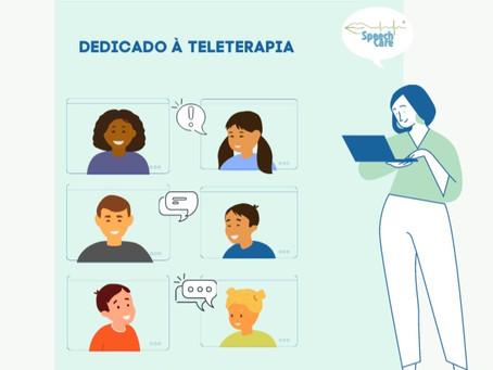 No Dia Europeu da Terapia da Fala contamos-lhe como adoptámos a teleprática em 2020-2021