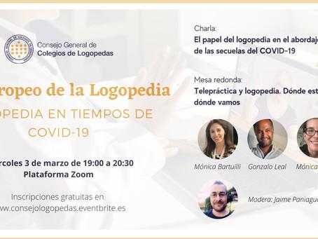 Director do CTG é convidado do Consejo General de Logopedas para debater terapia da fala online
