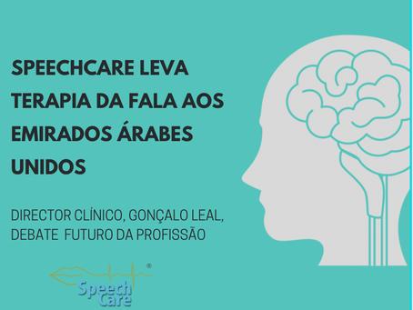 SpeechCare leva terapia da fala aos Emirados Árabes Unidos