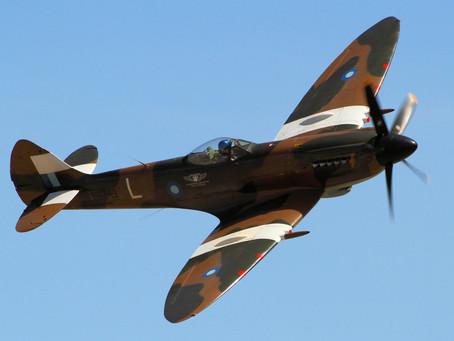 The Supermarine Spitfire MK XIV.