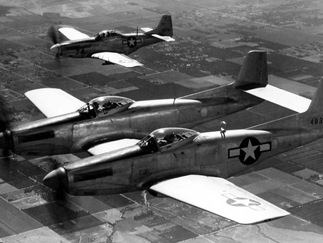 The F-82 Twin Mustang