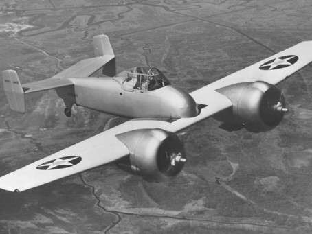 The XF5X Skyrocket
