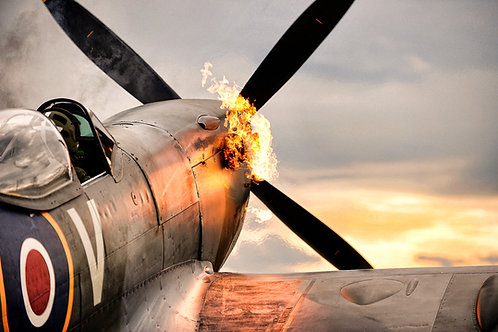 Spitfire Flight Simulator Experience - 90 Minutes