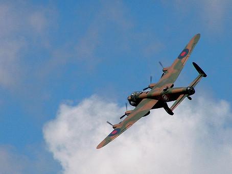 The Avro Lancaster Bomber