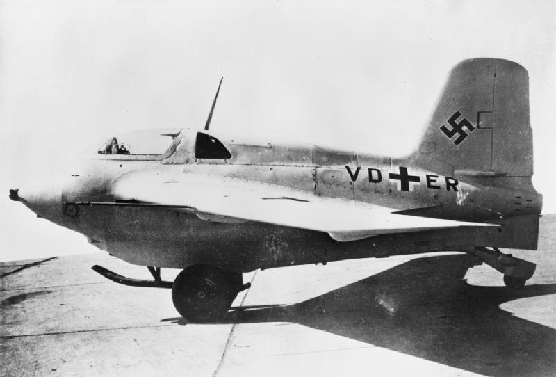 """Messerschmitt Me 163B """"Komet"""""""