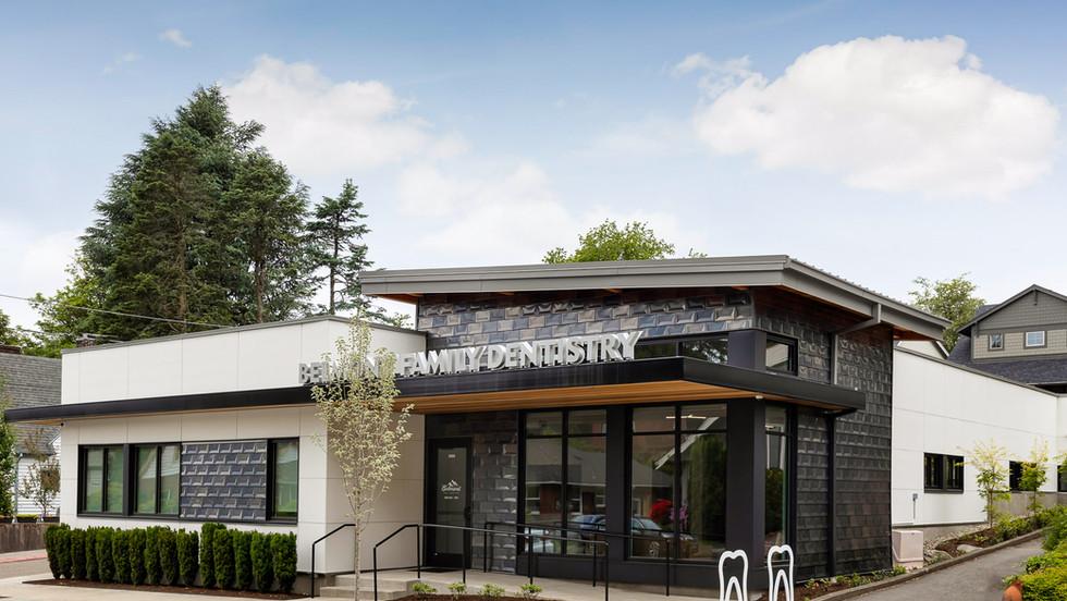 Belmont Family Dentistry- Exterior
