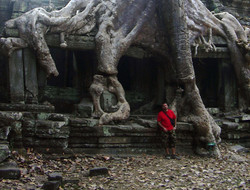 Angkor Wat Complex,Cambodia.