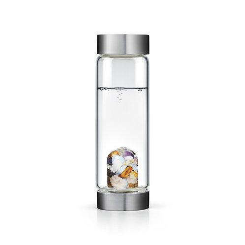 Five Elements Crystal Water Bottle
