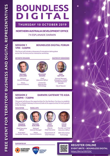 Boundless Digital Forum