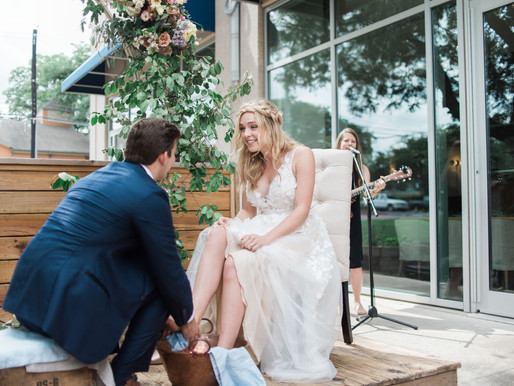 Intimate Weddings + Elopements