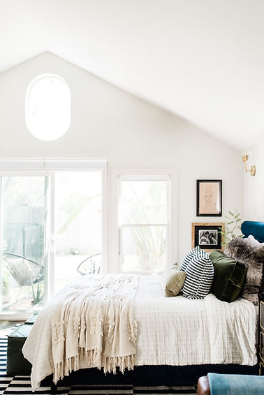 This cottage was designed by Mindy Porter of Spruce and Sparrow Designs and shot by Madeline Harper Photography.