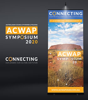 ACWAP Pull up banner