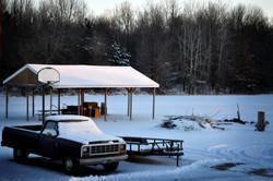 Michigan in December