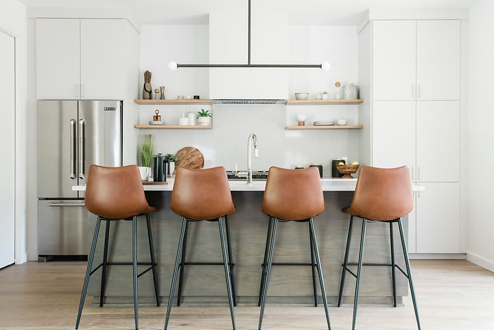A modern home in the heart of Austin shot for Claire Zinnecker Design by Madeline Harper Photography.