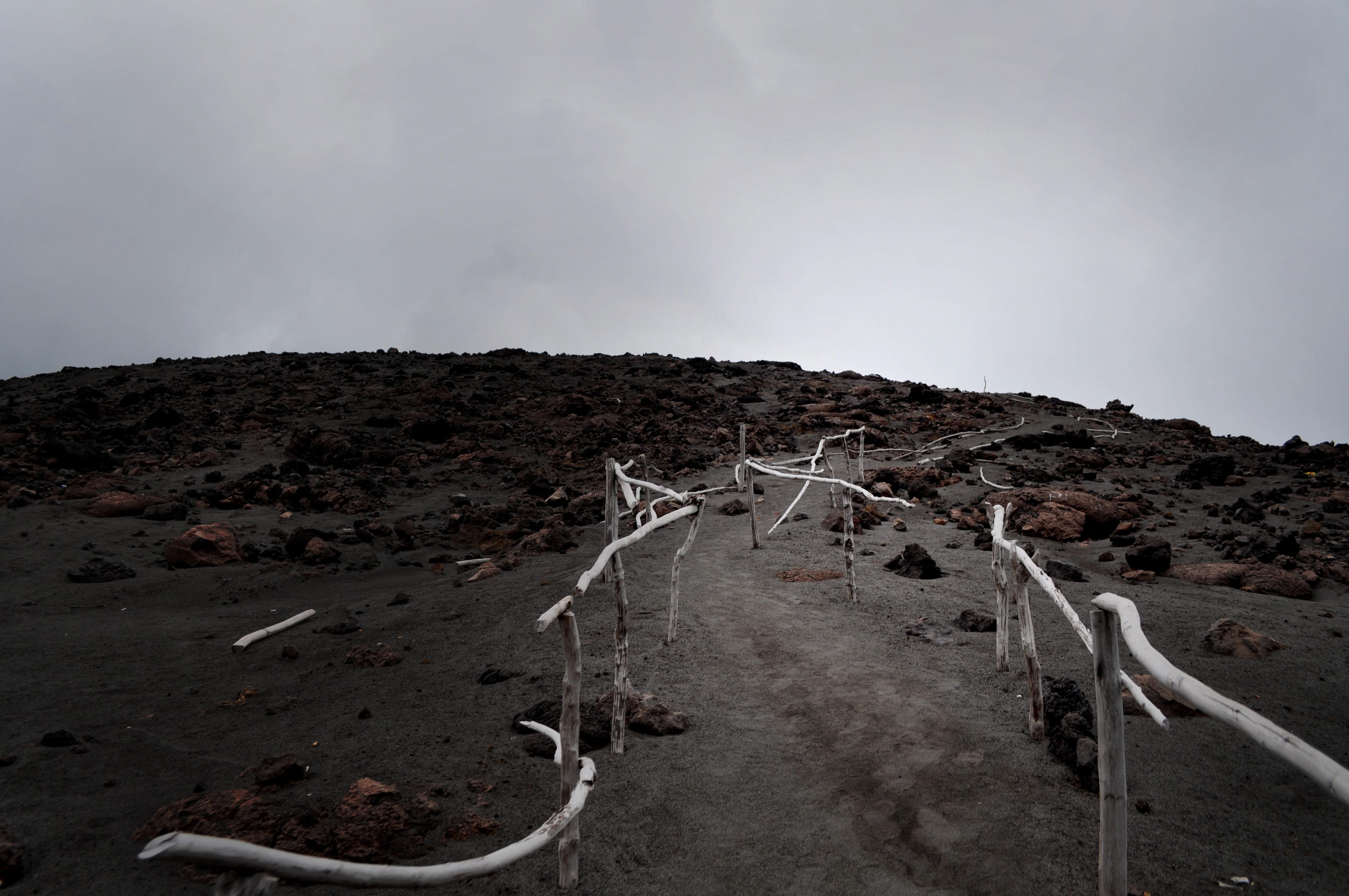 Mt. Yasur Pathway