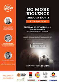NO MORE Violence Through Sports Symposium