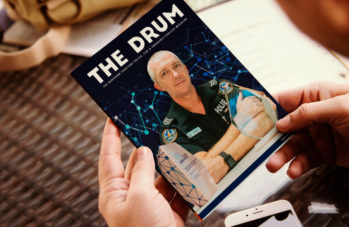 The DRUM Magazine 2017