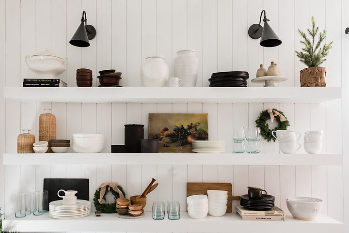 The Identité Collective Kitchen Remodel Reveal shot by Madeline Harper Photography